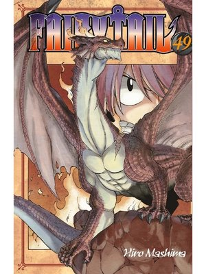 cover image of Fairy Tail, Volume 49